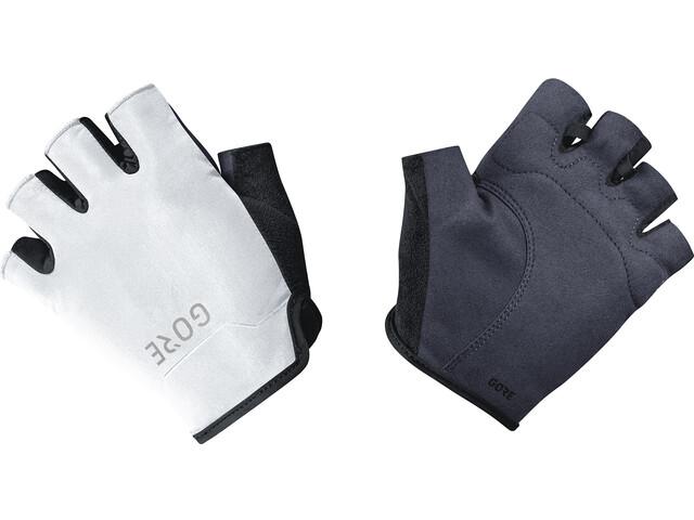 GORE WEAR C3 Halve Vinger Handschoenen, black/white